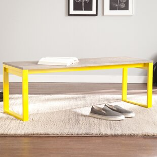 Wrought Studio Hitton Bench