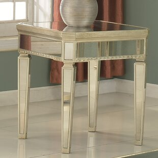 Felicia Square End Table