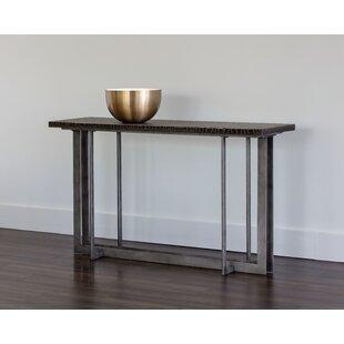 Sunpan Modern Solterra Console Table