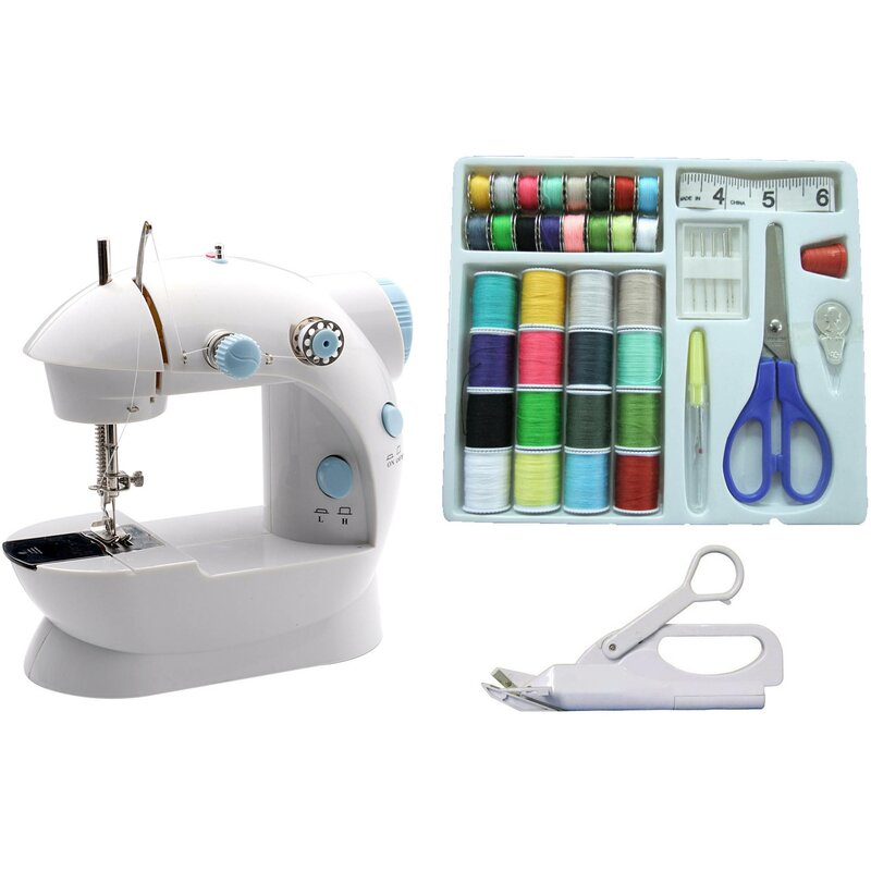 Michley Electronics Mini Sewing Machine Kit Reviews Wayfair Unique Sewing Machine Repair Center Etobicoke On