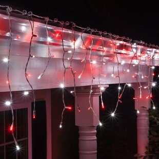 The Holiday Aisle LED 70 Light Icicle Light