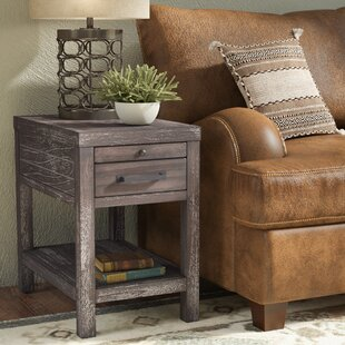 Portville End Table by Loo..