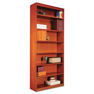Square Corner Standard Bookcase by Alera® Herry Up