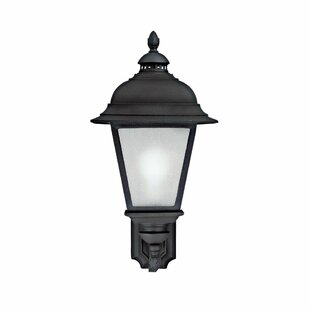 Webber 2-Light Outdoor Wall Lantern by Charlton Home