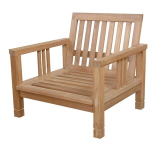 Anderson Teak South Bay Teak Patio Chair