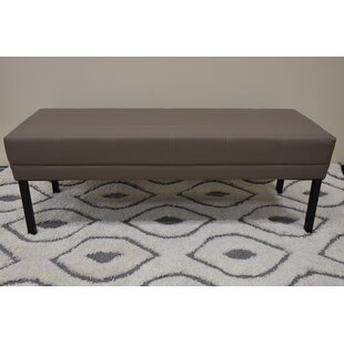 Bardwell Upholstered Bench by Ebern Designs