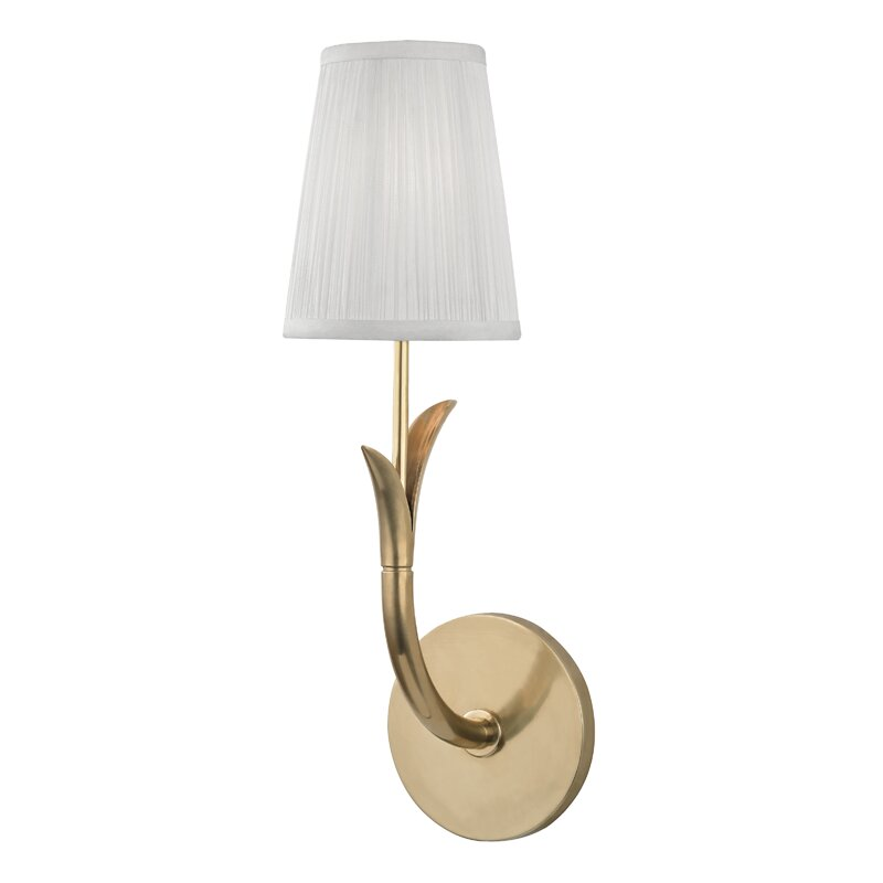 Darby Home Co Betsey 1 Light Armed Sconce Wayfair