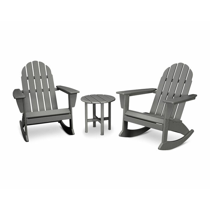 Astonishing Vineyard Plastic Rocking Adirondack Rocking Chair Evergreenethics Interior Chair Design Evergreenethicsorg