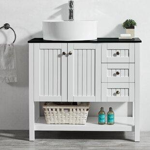 Nadel 36 Single Bathroom Vanity Set
