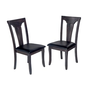 Jesenof Solid Wood Dining Chair (Set of 2)