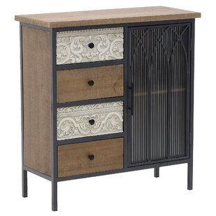 Review Chasteen 4 Drawer Combi Chest
