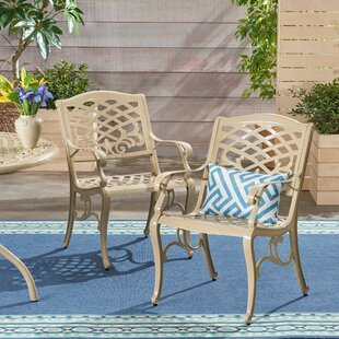 Order Fason Patio Chair (Set of 2) Great deals