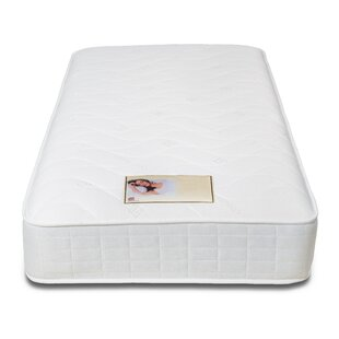 Nagy Deluxe Pocket Sprung Mattress By Symple Stuff