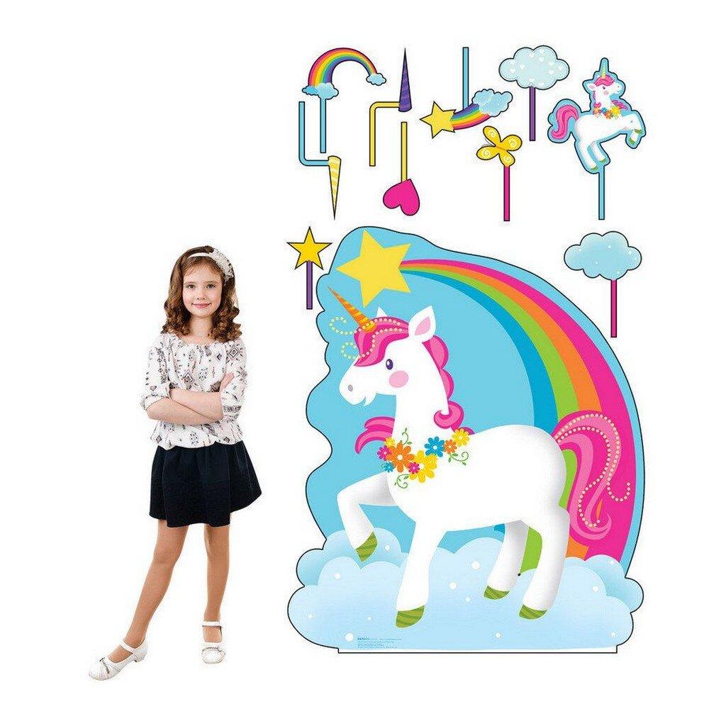 Na Unicorn Cardboard Standup Wayfair
