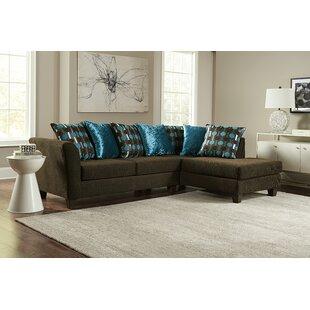 Gorou Right Hand Facing  Sofa By Latitude Run