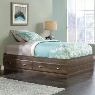 Revere Storage Platform Bed by Andover Mills