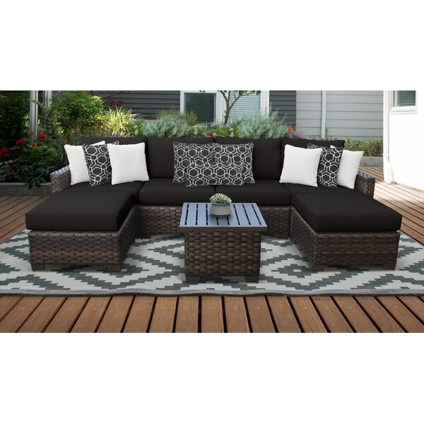 Black Wicker Furniture Wayfair