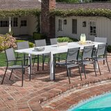 Frampton Cotterell 9 Piece Dining Set