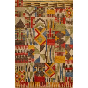 Zaria Hand-Knotted Rug