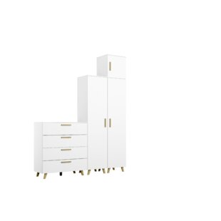 System Shuffle 160cm Wide Clothes Storage System By Rauch