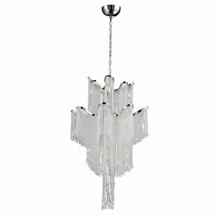 Eurofase Ellena 12-Light Novelty Chandelier