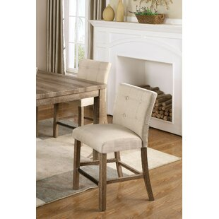 Marlee 25.5 Bar Stool (Set Of 2) by Gracie Oaks New