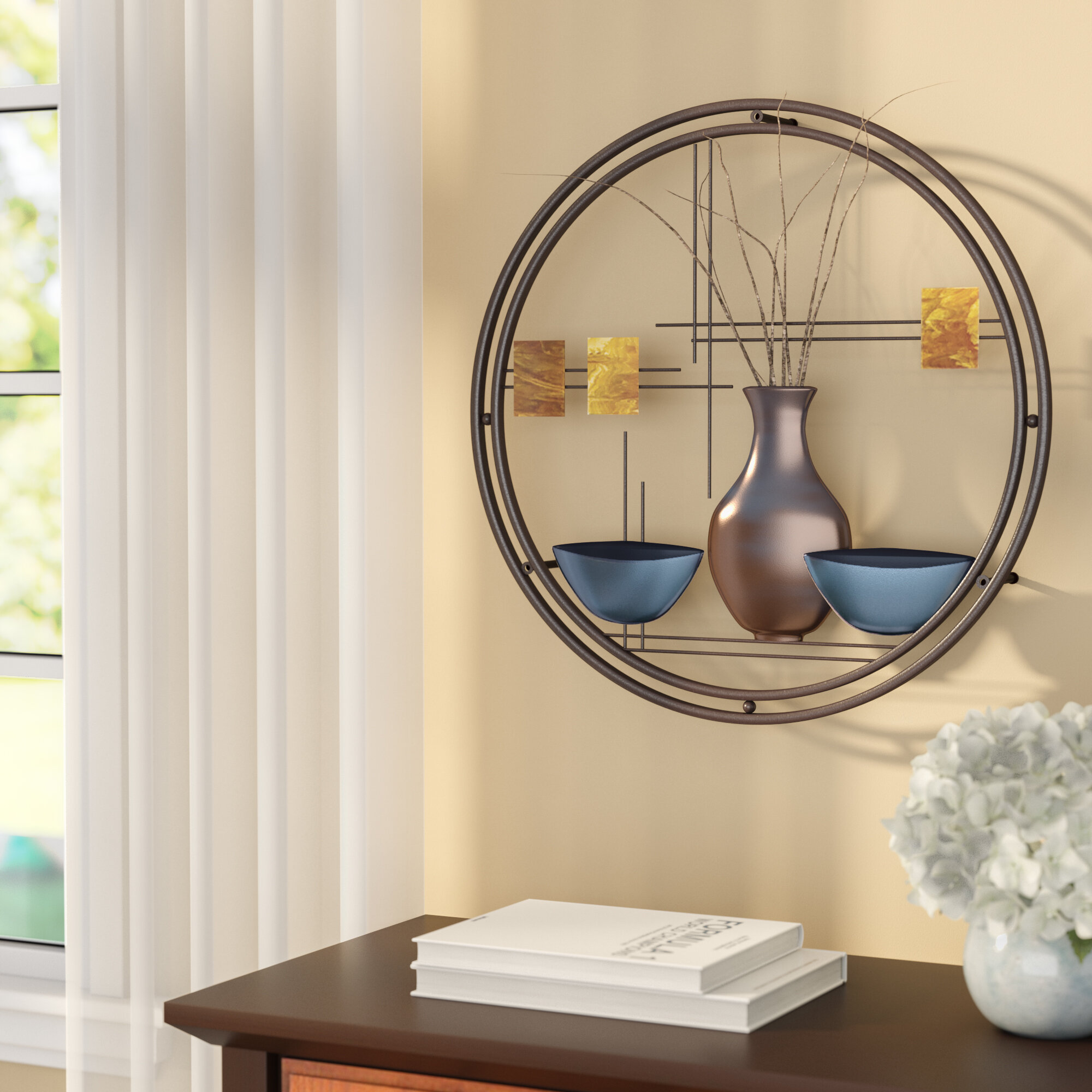 Bronze Wall Accents You Ll Love In 2020 Wayfair