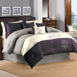 Country Manor Glenberry 7 Piece Comforter Set by Hallmart Collectibles
