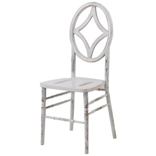 Inexpensive Reyna Solid Wood Dining Chair by Mistana