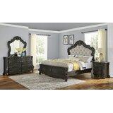 Nueva Standard Configurable Bedroom Set by Astoria Grand