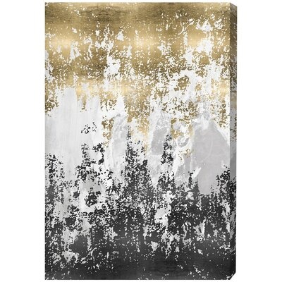 Wrought Studio 'Had a Moment' Painting Print on Wrapped Canvas Size: 30 H x 20 W x 1.5 D