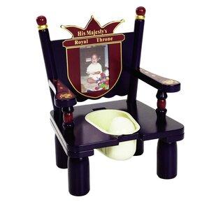 Awesome Wildkin His Majestyu0027s Throne Prince Potty Chair