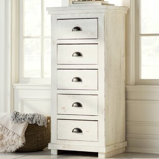 Castagnier 5 Drawer Lingerie Chest