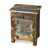 Villar 1 Drawer Accent Cabinet by Bloomsbury Market
