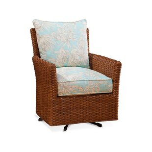 Lanai Swivel Armchair by Braxton Culler