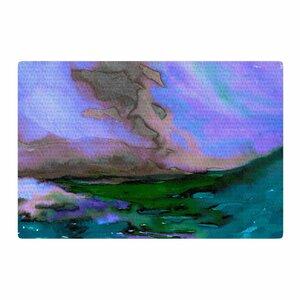 Ebi Emporium Elevated 3 Purple/Blue/Teal Area Rug