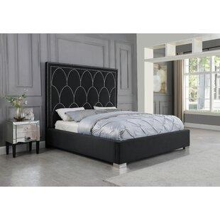 Abernathy Upholstered Panel Bed