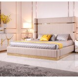 Longmeadow Platform Configurable Bedroom Set by Everly Quinn