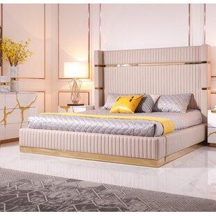 Longmeadow Upholstered Platform Bed
