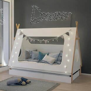 Tuohy European Single Tent Bed By Zoomie Kids