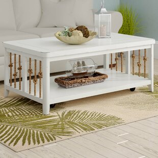 Beachcrest Home Chaz Coffee Table