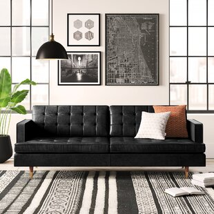Compare prices Archer Leather Sofa by Gus* Modern Reviews (2019) & Buyer's Guide
