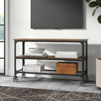 George Oliver Tv Stand For Tvs Up To 43 Reviews Wayfair