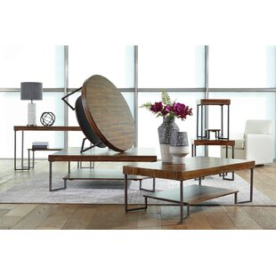 Bolivar 3 Piece Coffee Table Set by Foundry Select