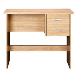 Deems 2 Drawer Writing Desk by Ebern Designs