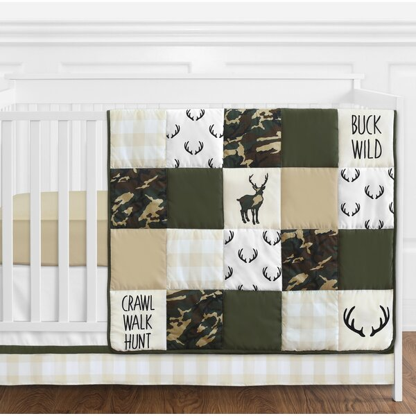 Camo Crib Bedding Wayfair