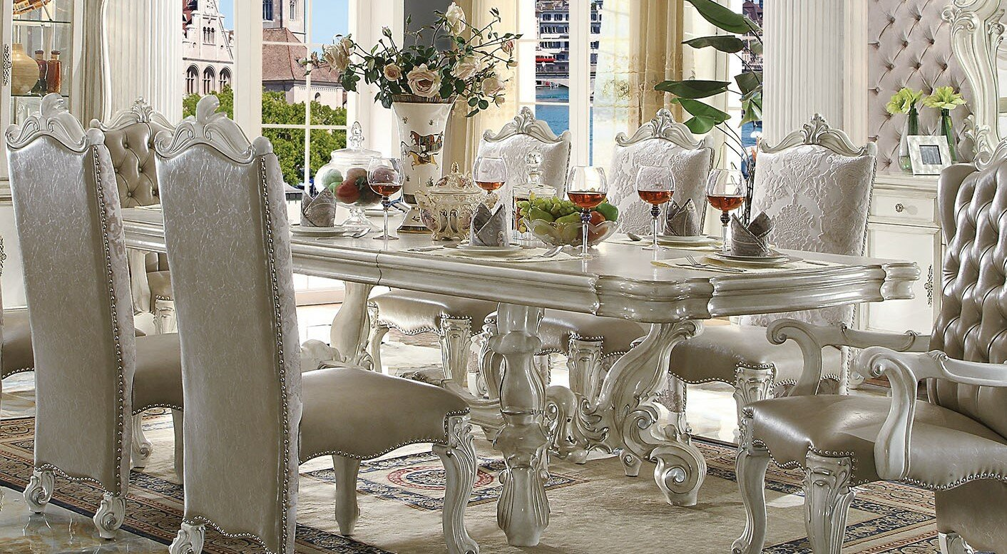 Delightful Versailles Dining Table