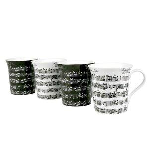 Assorted Vivaldi Libretto 12 oz. Mug (Set of 4)