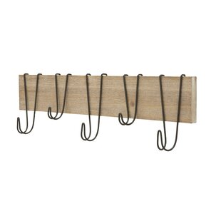 Crofton Wall Mounted Coat Rack By August Grove