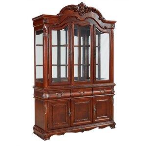 Mahogany Display Cabinets | Wayfair.co.uk